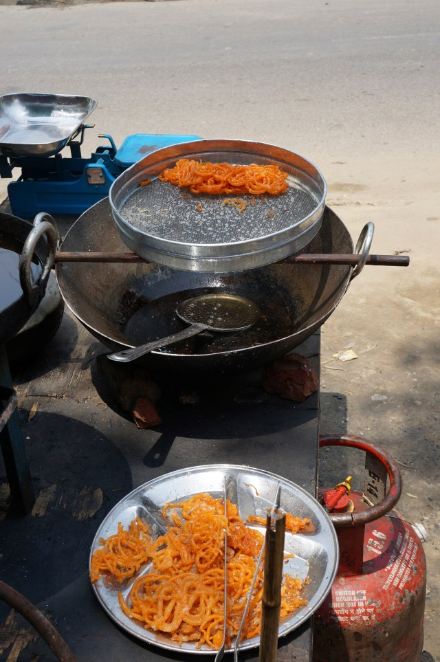 Indian Street Food- Jalebi
