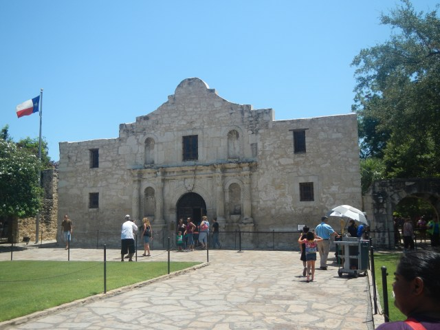 Remembering the Alamo