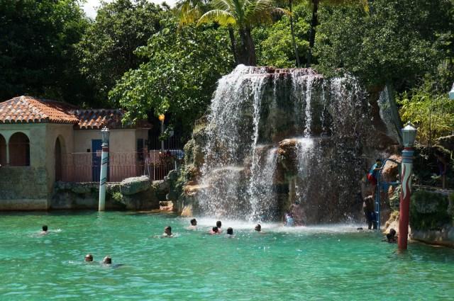 Venetian Pool in Coral Gables, FL