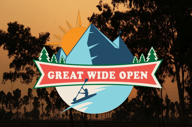 Great Wide Open Adventure Travel in India Logo