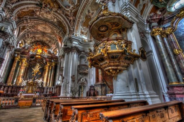 Asam Church Municch
