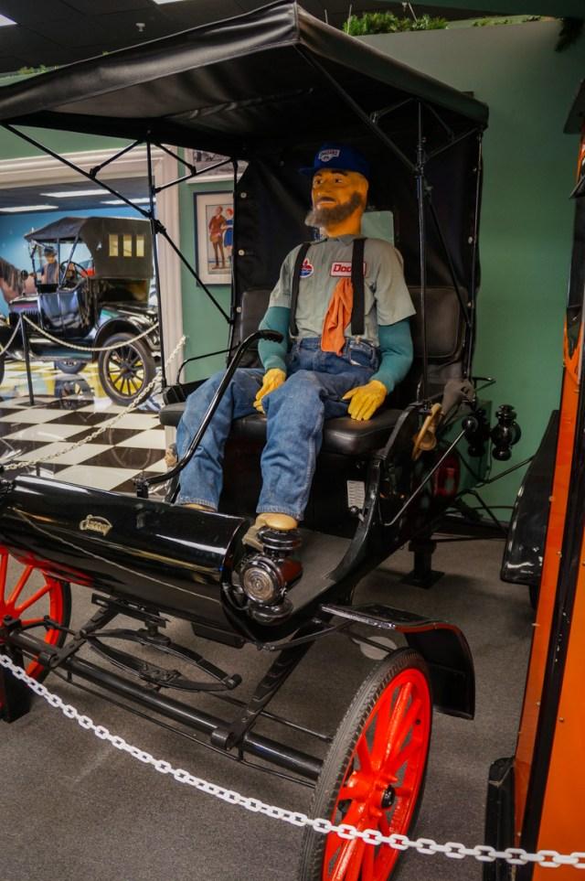 Miami Automobile Museum Dezer Collection 24-1