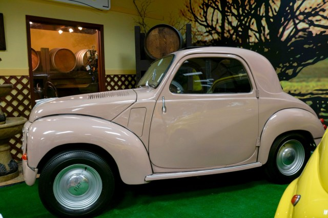 Fiat 600 at The Dezer Collection