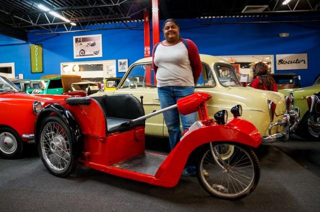 Dezer Collection Micro Car