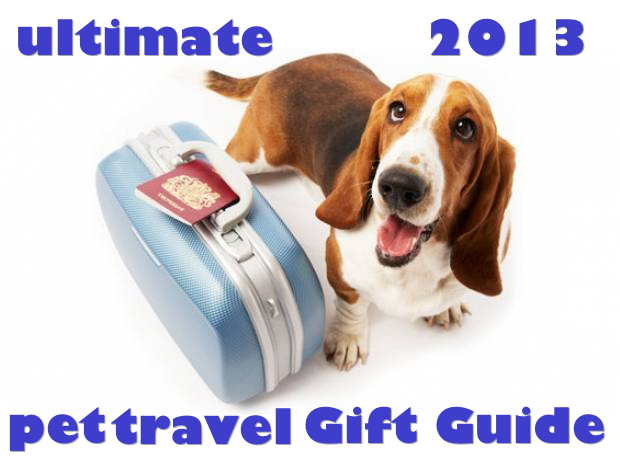 Pet Travel Gift Guide