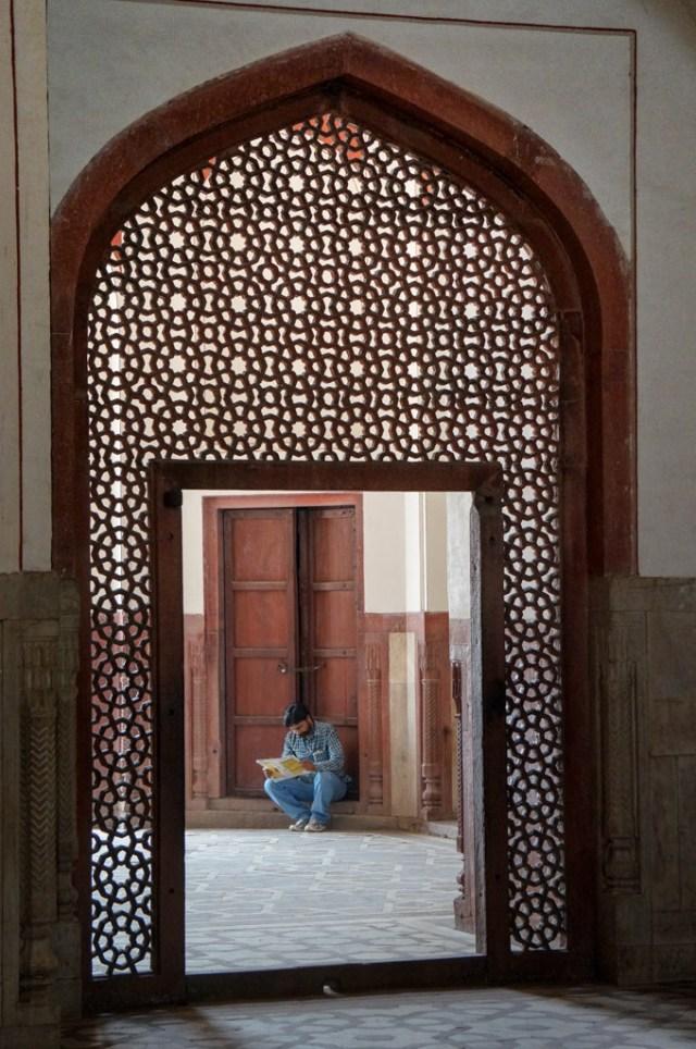 Humayun Tomb Delhi India 24