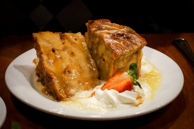 Bread Pudding Phillips Seafood_