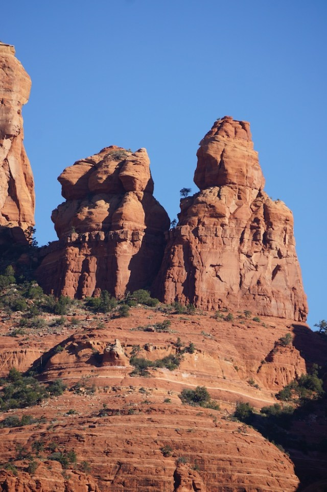 Three Sisters Red Rocks Sedona AZ