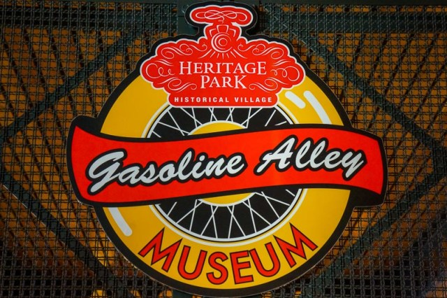 Gasoline Alley Car Museum