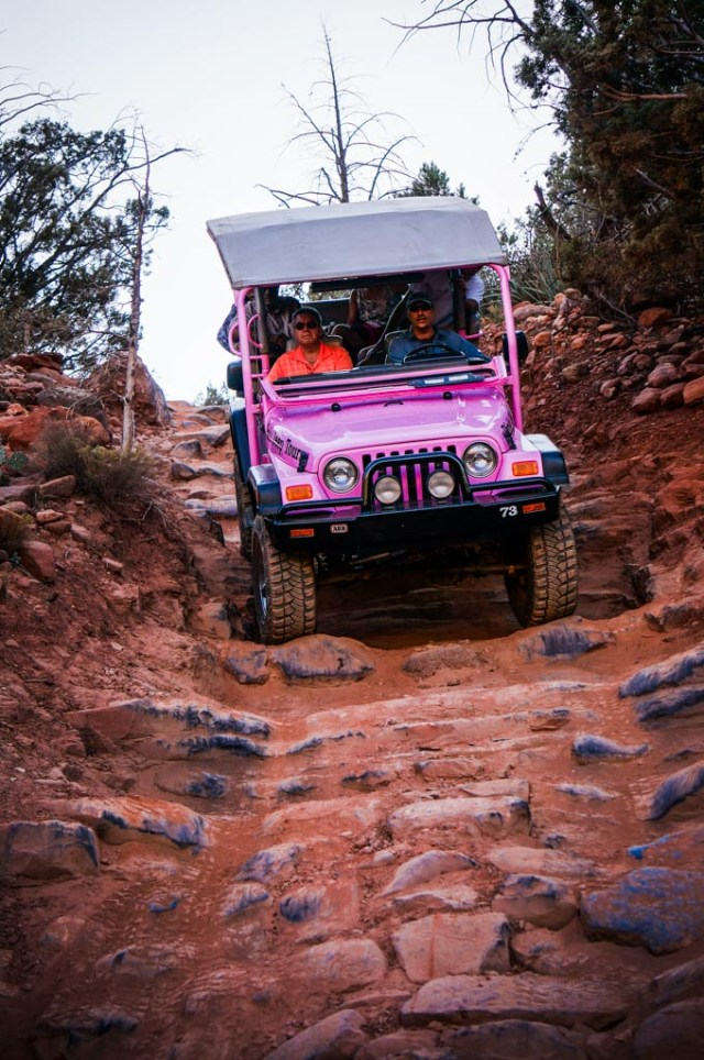 Pink Jeep Tour Sedona 28