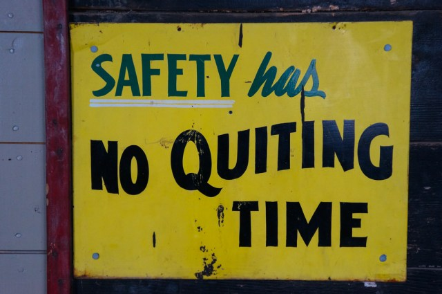 Atlas Mines Old Sign :)