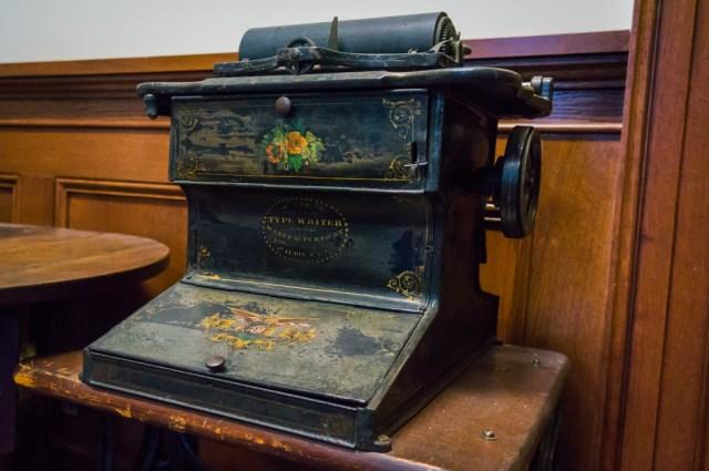 Twain Typewriter