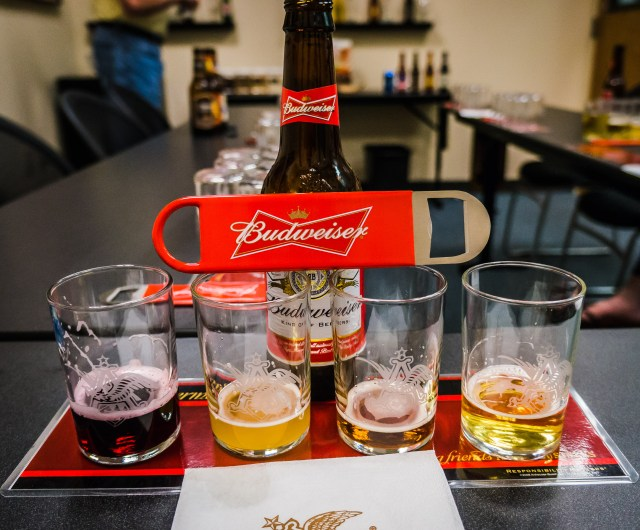 Budweiser Beer School Jacksonville 14