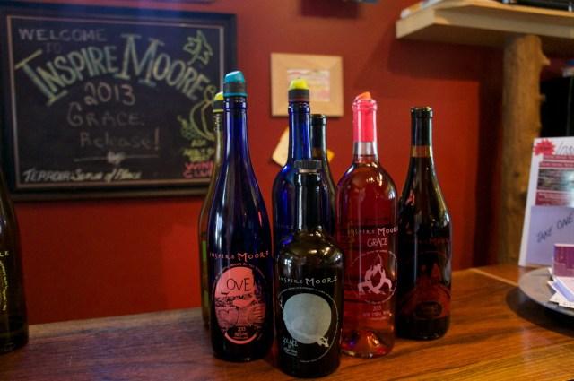 Inspire Wine Bottles