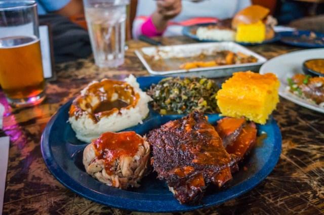Platter of Yum