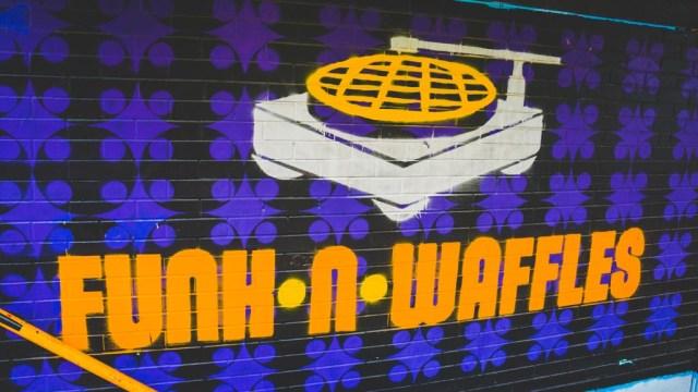 funk n waffles exterior