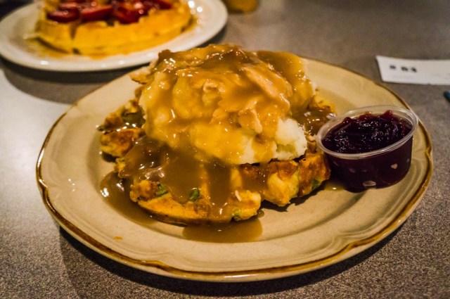 Jive Turkey Waffle