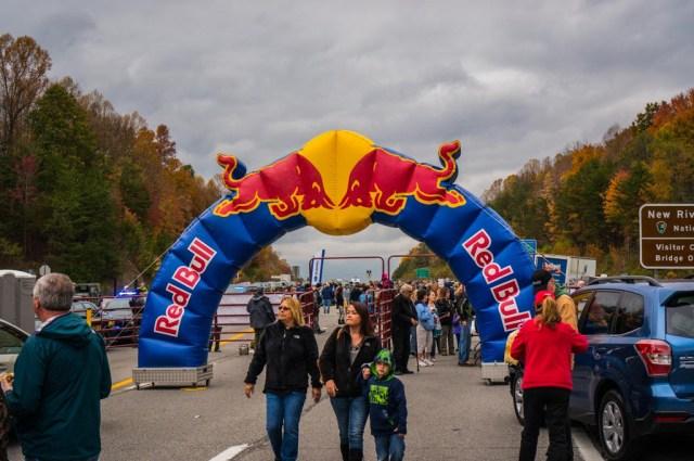 Bridge Day Festival Entrance