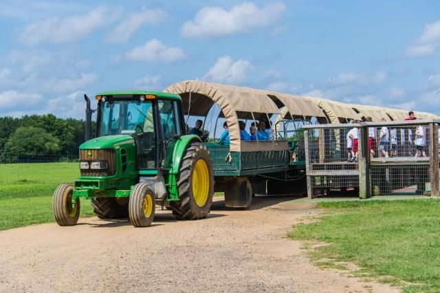 Tractor Transportation