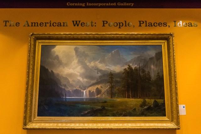 Mt. Whitney - Albert Bierstadt  - 1877