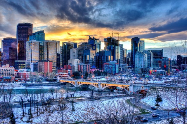 Guide to Calgary Skyline