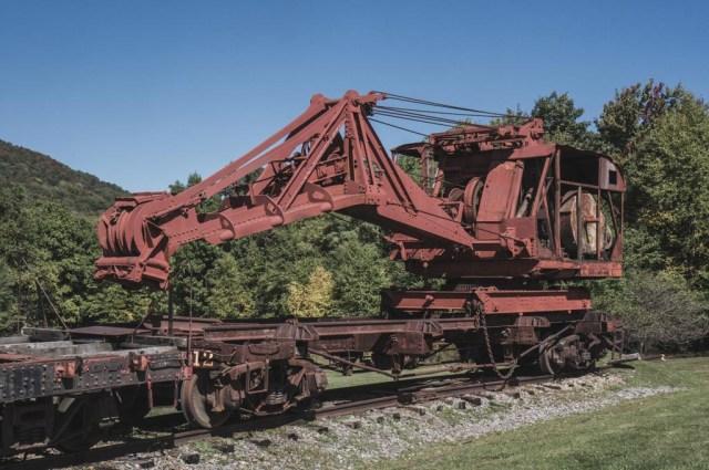 Cass Scenic Railroad 24