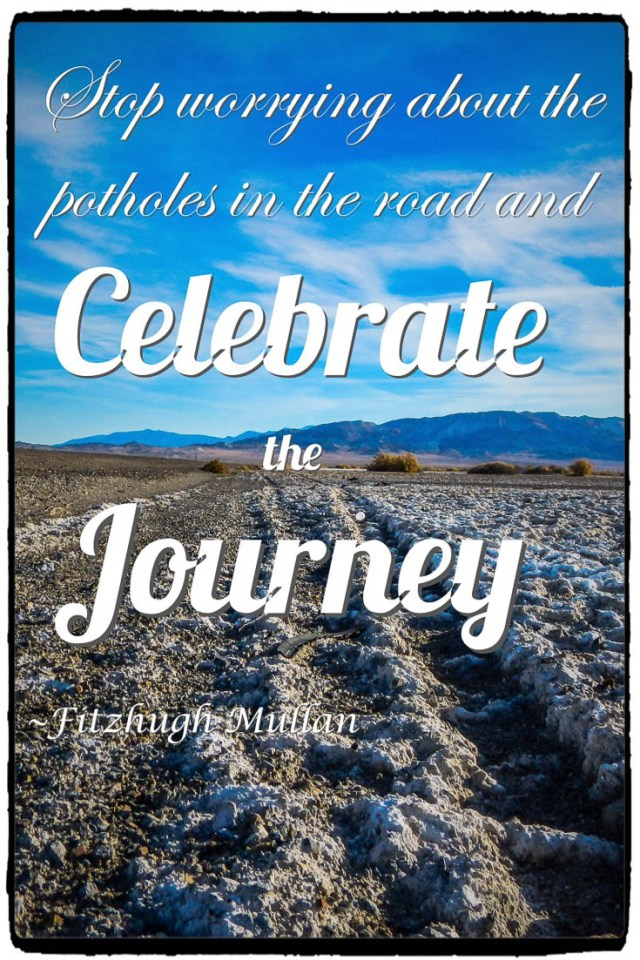 celebrate the journey travel quote pinterest