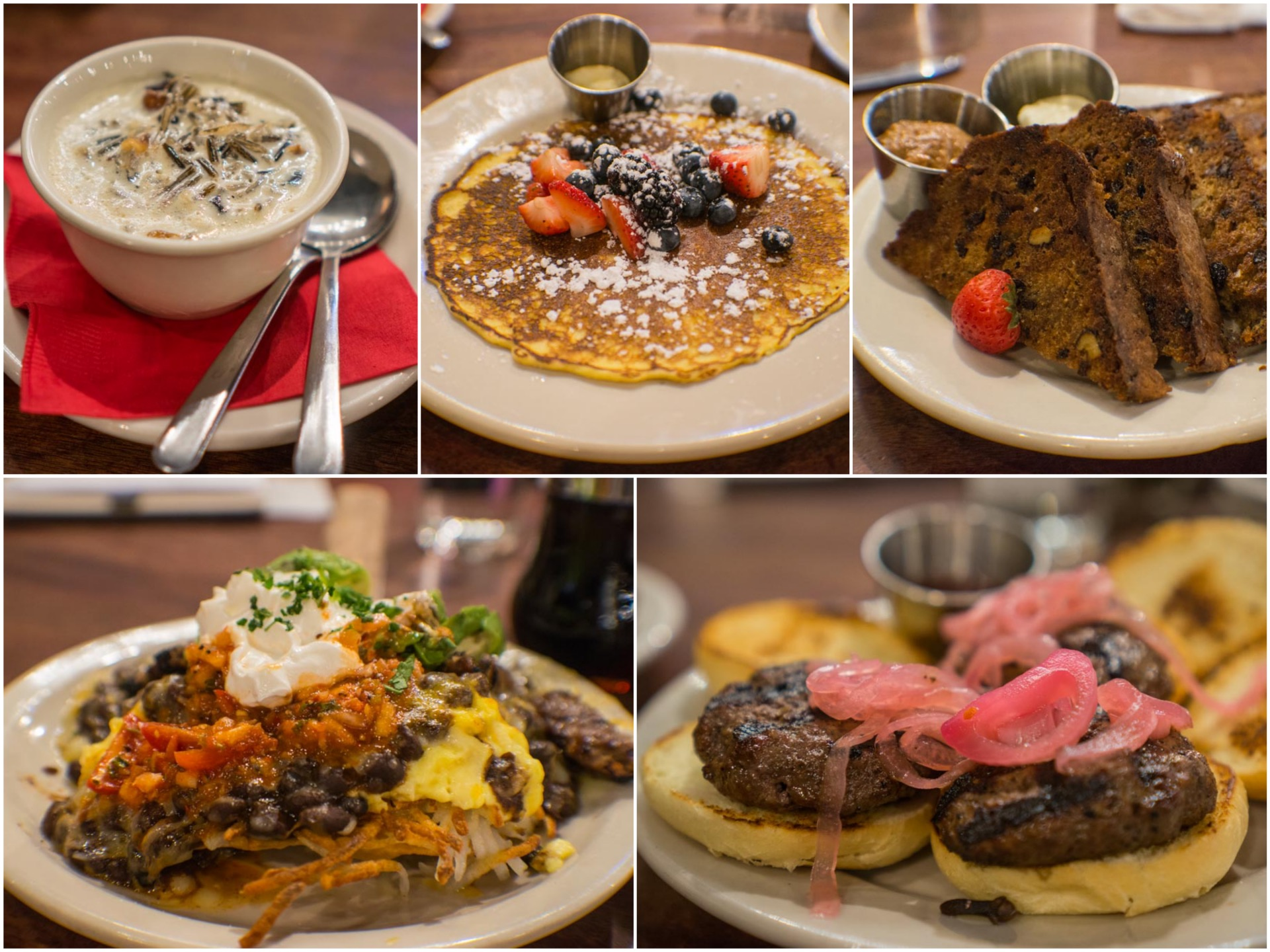 hells kitchen features both breakfast and dinner items available all day as well as a weekend brunch that still draws a large crowd - Hells Kitchen Minneapolis