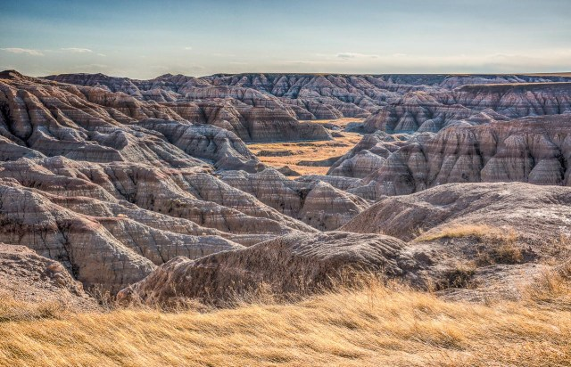 Badlands Rapid City South Dakota