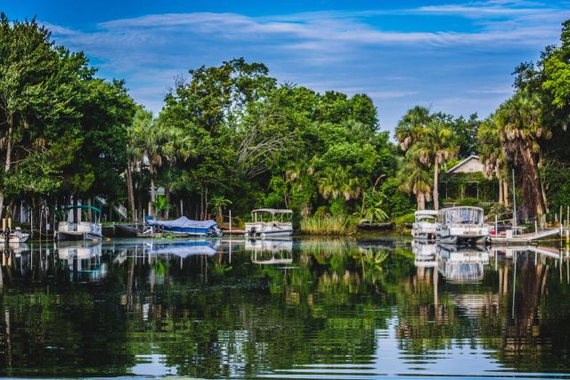 Old Florida Crystal River