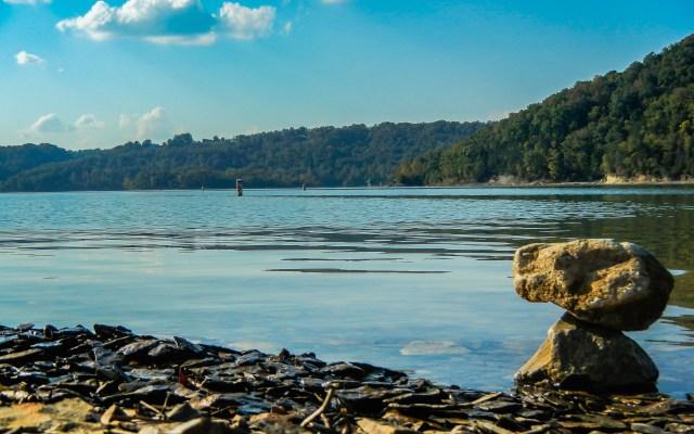Peaceful Lake in Kentucky