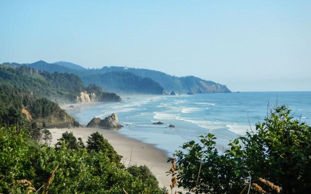 Coast Line, Oregon