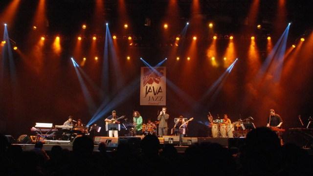 Java Jazz Festival Indonesia