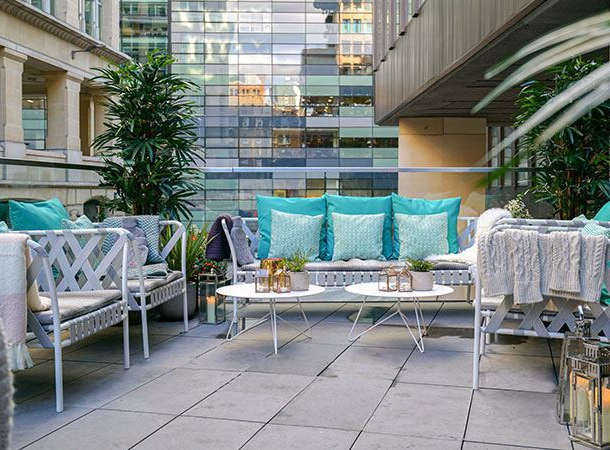 commercial outdoor furniture the