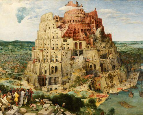 Toren van Babel - theCONVERSATION