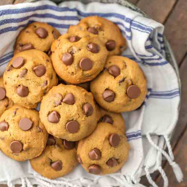 Applesauce Chocolate Chip Cookies Recipe (VIDEO)