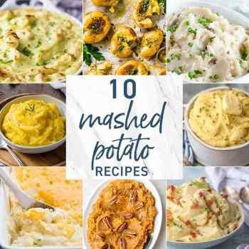 10 Mashed Potato Recipes