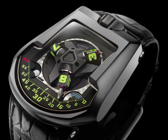 Uwerk 202 watch 10 Watches that Shape the Future of Modern Watchmaking