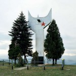 Abandoned Yugoslavian Monuments by Jan Kempenaers 13