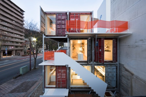 Sugoroku Office designed for and by the Daiken-Met Architecture