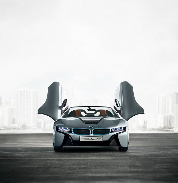 Bmw I8 Spyder: Get Updated To Latest News Of AUTO