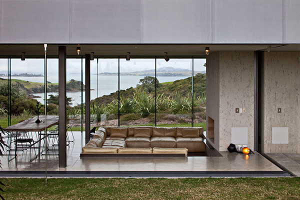 Waiheke Island Retreat - Fearon Hay Architects 6
