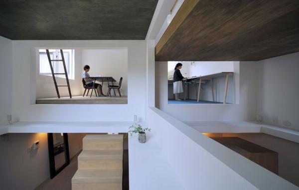 House T by Hiroyuki Shinozaki 1
