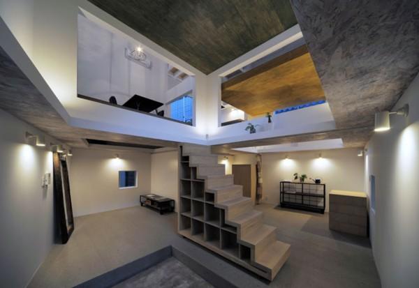 House T by Hiroyuki Shinozaki 2