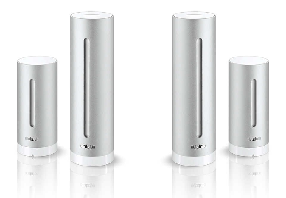 New Home Gadgets 2014 - Netatmo Home Weather System