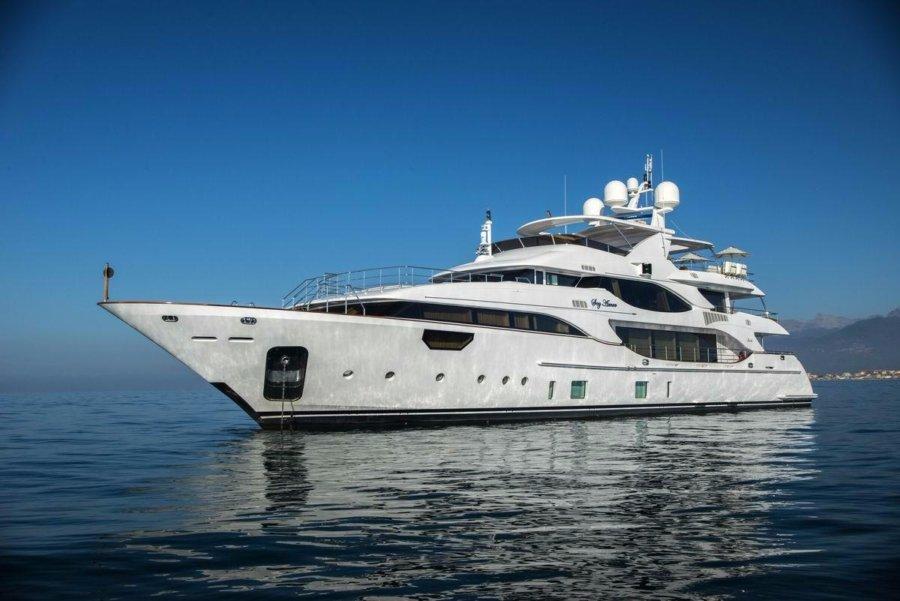 Sea Force IX Luxury Performance Sport Yacht