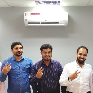 New Coop Member in Jeddah, Saudi Arabia