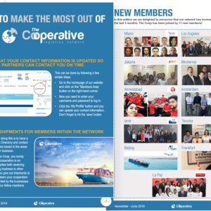 The Coop Newsletter for June is now available for reading