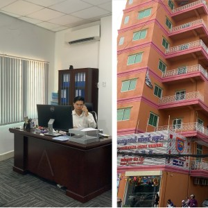 KTSL Global Team relocates to a new and spacious office