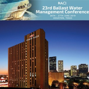 The Coop partners with ACI 23rd Ballast Water Management Conference